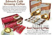 Edmark Ginseng And Red Yeast Coffee | Vitamins & Supplements for sale in Abuja (FCT) State, Wuse 2