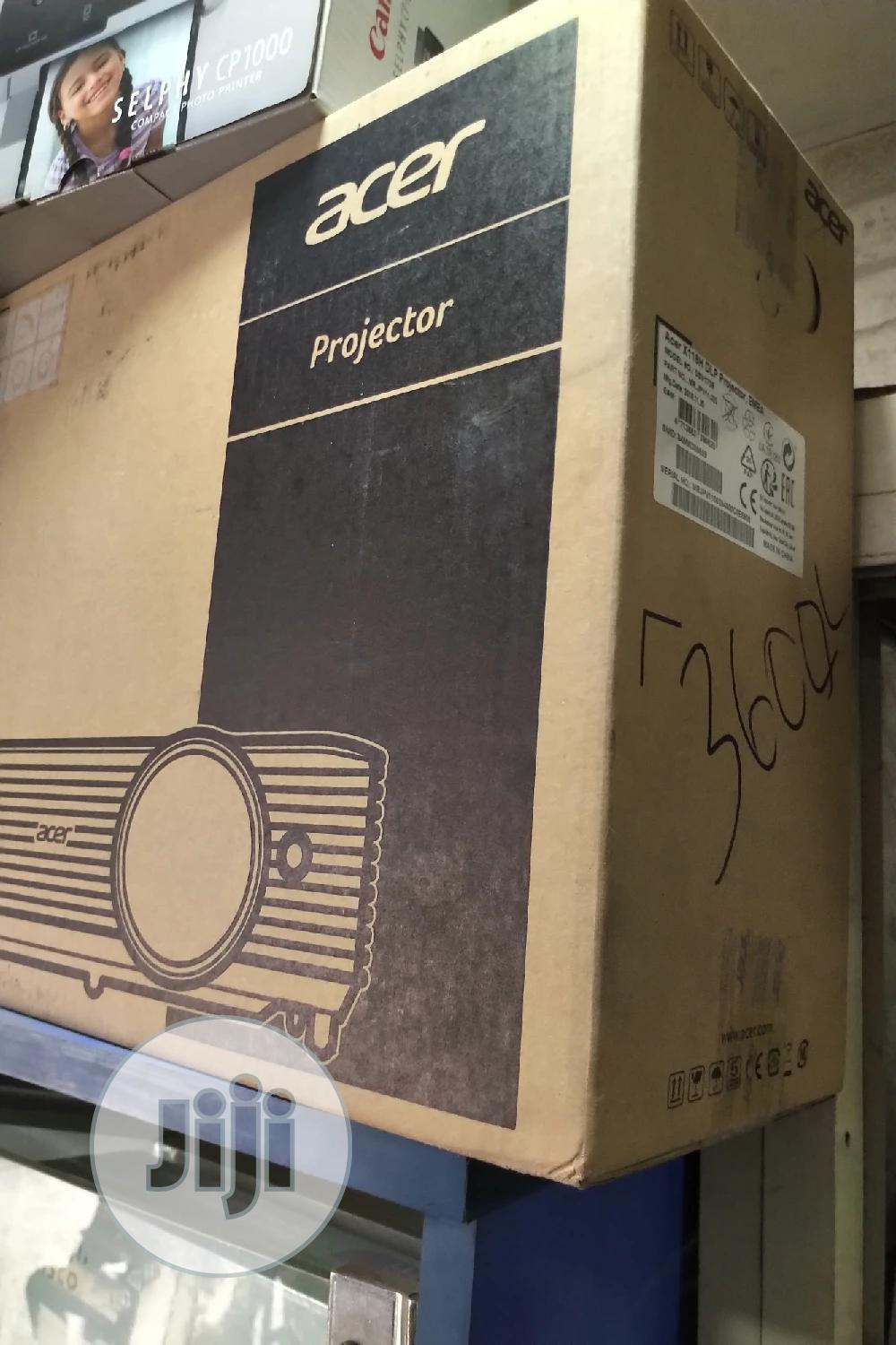 Acer Projector 3600 | TV & DVD Equipment for sale in Ikeja, Lagos State, Nigeria