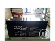 Croc 12V 200ah Rugged Inverter Battery | Electrical Equipment for sale in Lagos State, Ojo