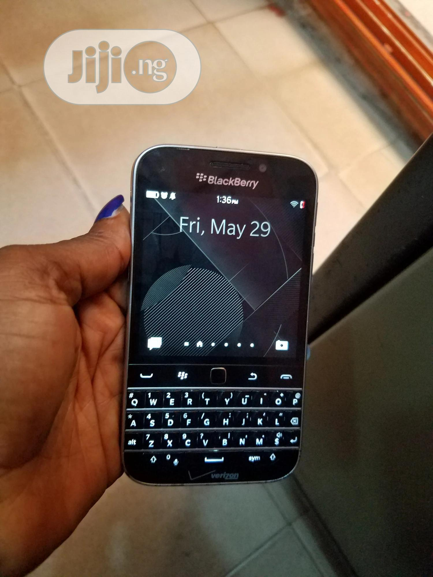 Archive: BlackBerry Classic 16 GB