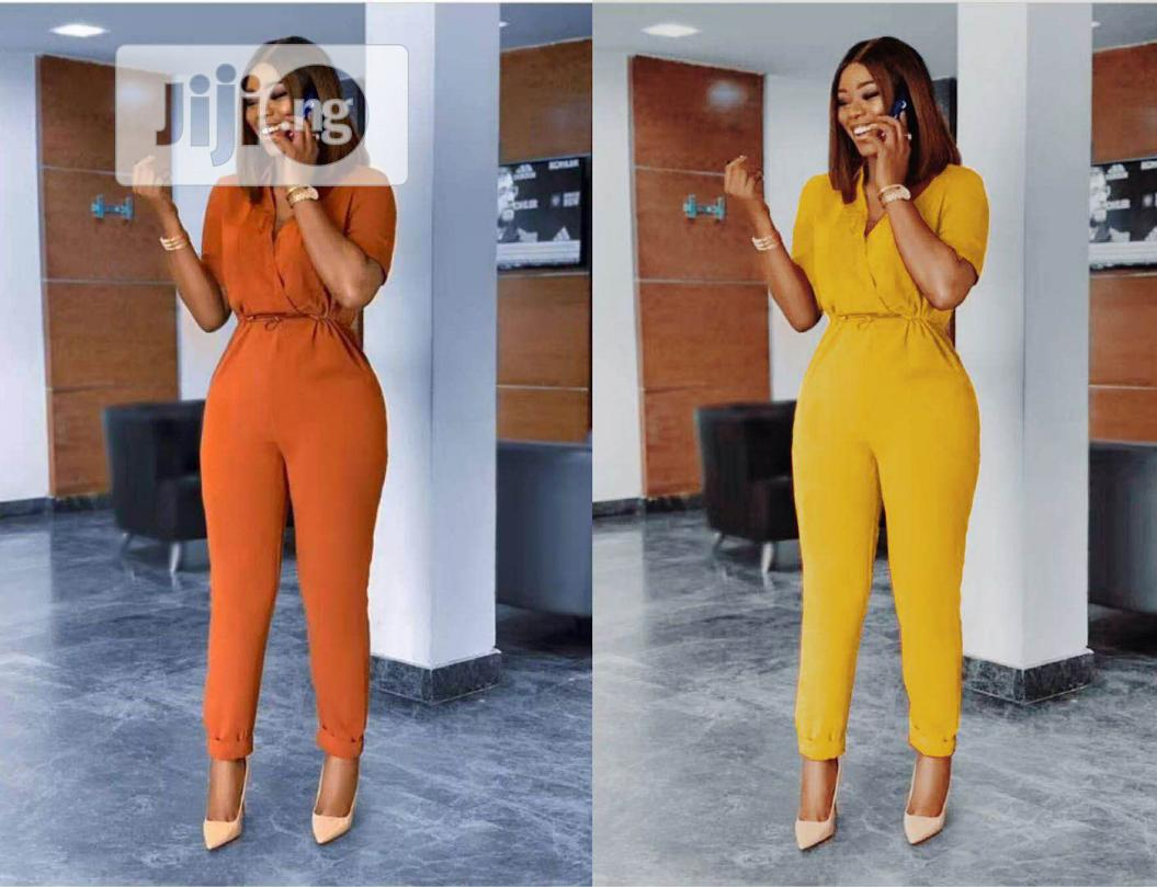 Fittes Jumpsuit | Clothing for sale in Uyo, Akwa Ibom State, Nigeria