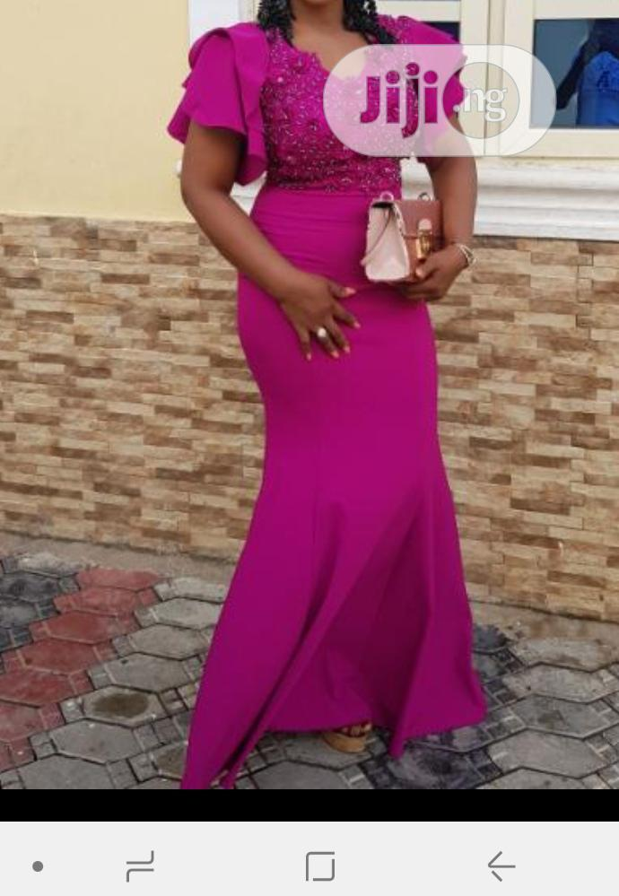 Long Occasion Gown Turkey | Clothing for sale in Amuwo-Odofin, Lagos State, Nigeria