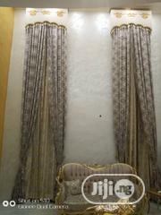 Latest Design Curtains With Board | Home Accessories for sale in Lagos State, Lekki Phase 1