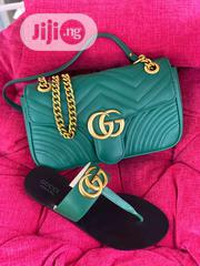 Gucci Double G Bag and Slipper | Bags for sale in Lagos State, Magodo