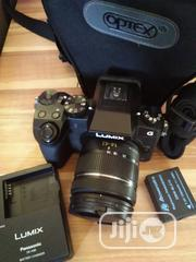 Lumix G7 With 14-42mm Lens | Photo & Video Cameras for sale in Lagos State, Alimosho