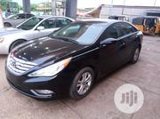 Hyundai Sonata 2013 Black | Cars for sale in Lagos State, Ifako-Ijaiye