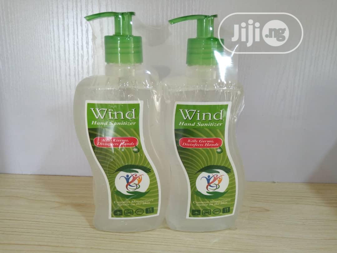 Archive: Wind Hand Sanitizer