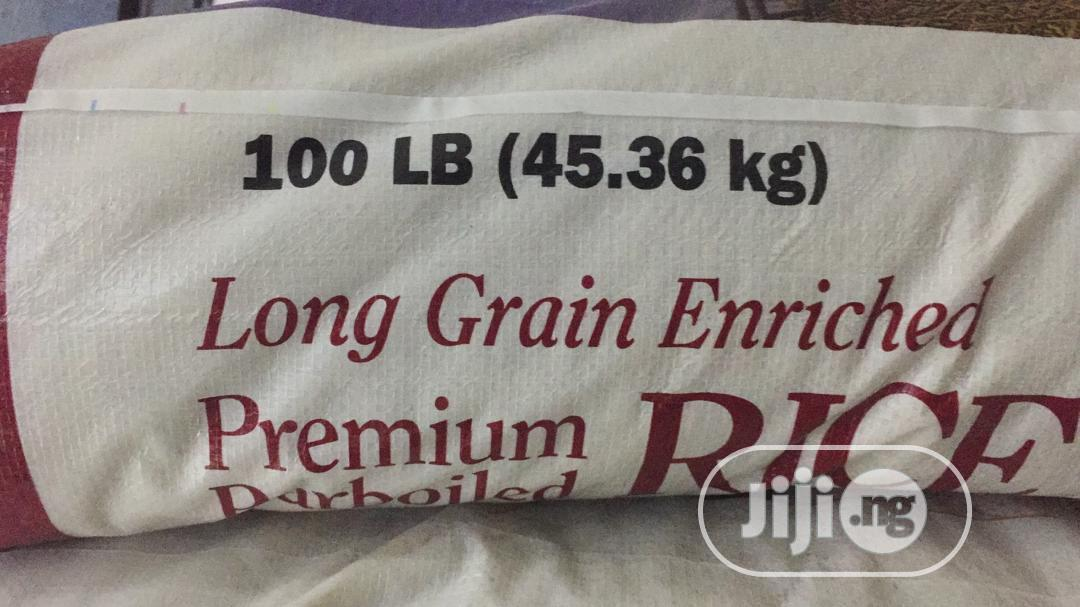 Excellence Rice 45.36kg | Meals & Drinks for sale in Ajah, Lagos State, Nigeria