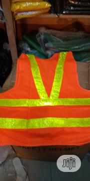 Beta Zip Reflective Jacket | Safety Equipment for sale in Lagos State, Lagos Island