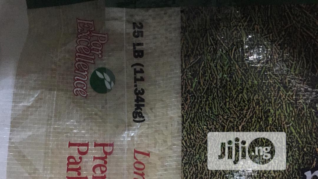 Excellence Rice 22kg | Meals & Drinks for sale in Ajah, Lagos State, Nigeria