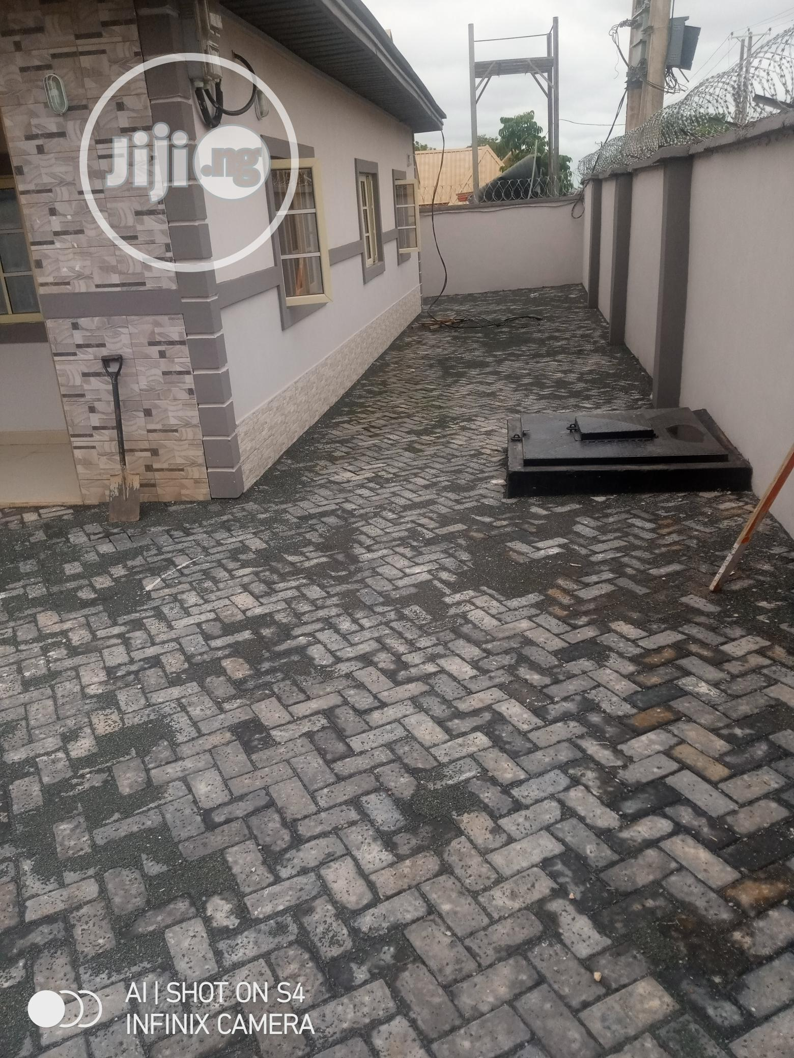 Newly Built 4bedroom Bungalow