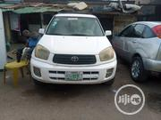 Toyota RAV4 Automatic 2003 White | Cars for sale in Lagos State, Yaba