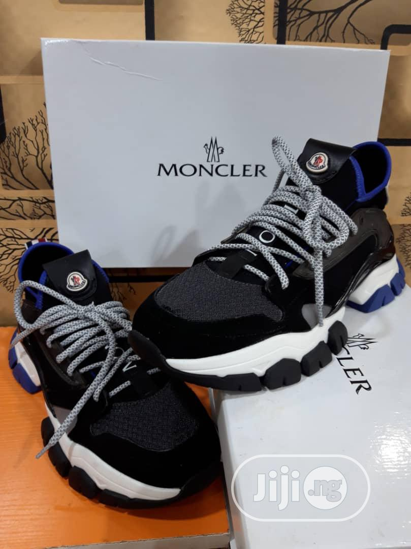 Moncler Sneaker | Shoes for sale in Lagos Island, Lagos State, Nigeria