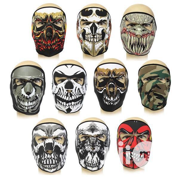 Full Face Mask 2020