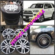 All Sizes of Alloy Wheel and Tyres Available. | Vehicle Parts & Accessories for sale in Lagos State, Lekki Phase 1