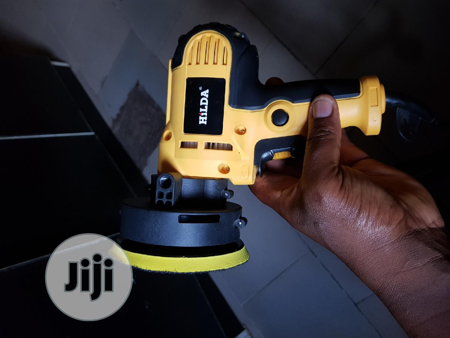 Electric Car Polisher | Vehicle Parts & Accessories for sale in Kubwa, Abuja (FCT) State, Nigeria