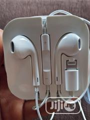 Original Apple iPhone Lighting Earpeiece | Accessories for Mobile Phones & Tablets for sale in Lagos State, Ojodu