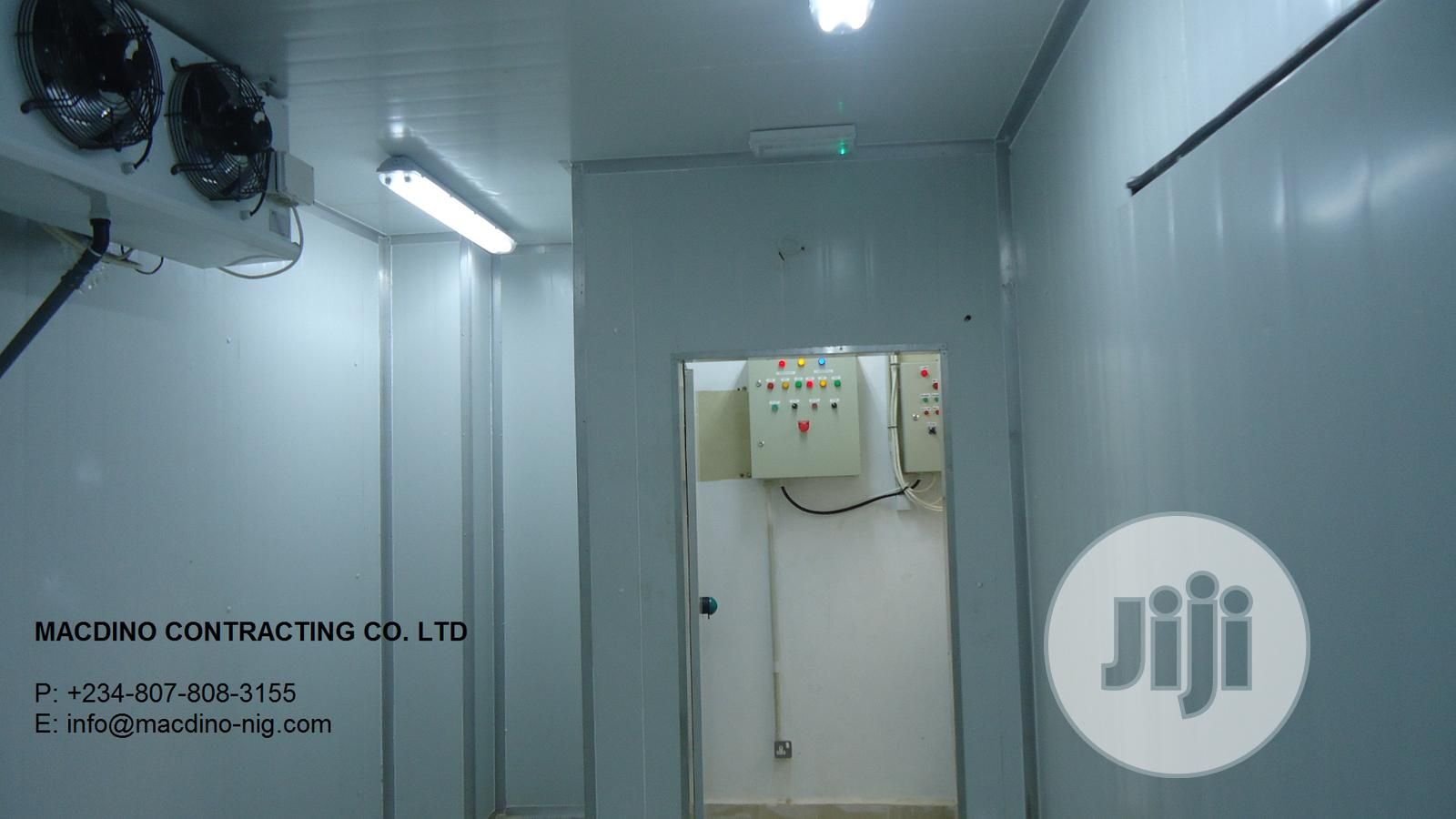 Cold Room | Manufacturing Services for sale in Lagos State, Nigeria