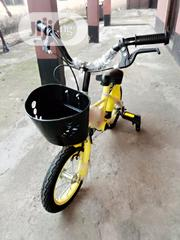 Children's Bicycles Available in Red,White, Yellow,Purple Colours. | Sports Equipment for sale in Rivers State, Port-Harcourt