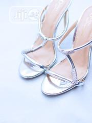 Silver Sandals For Ladies | Shoes for sale in Lagos State, Lekki Phase 1