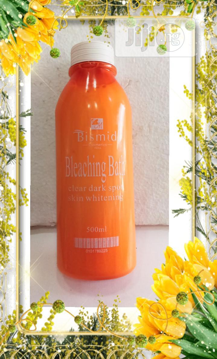 Archive: Bismid Bleaching Whitening Shower Bath
