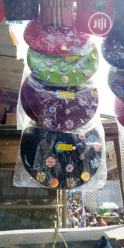 Quality Beret Designed Button On The Head | Clothing Accessories for sale in Lagos State, Lagos Island