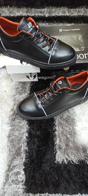 Black Sneakers for Men | Shoes for sale in Lagos State, Ikeja
