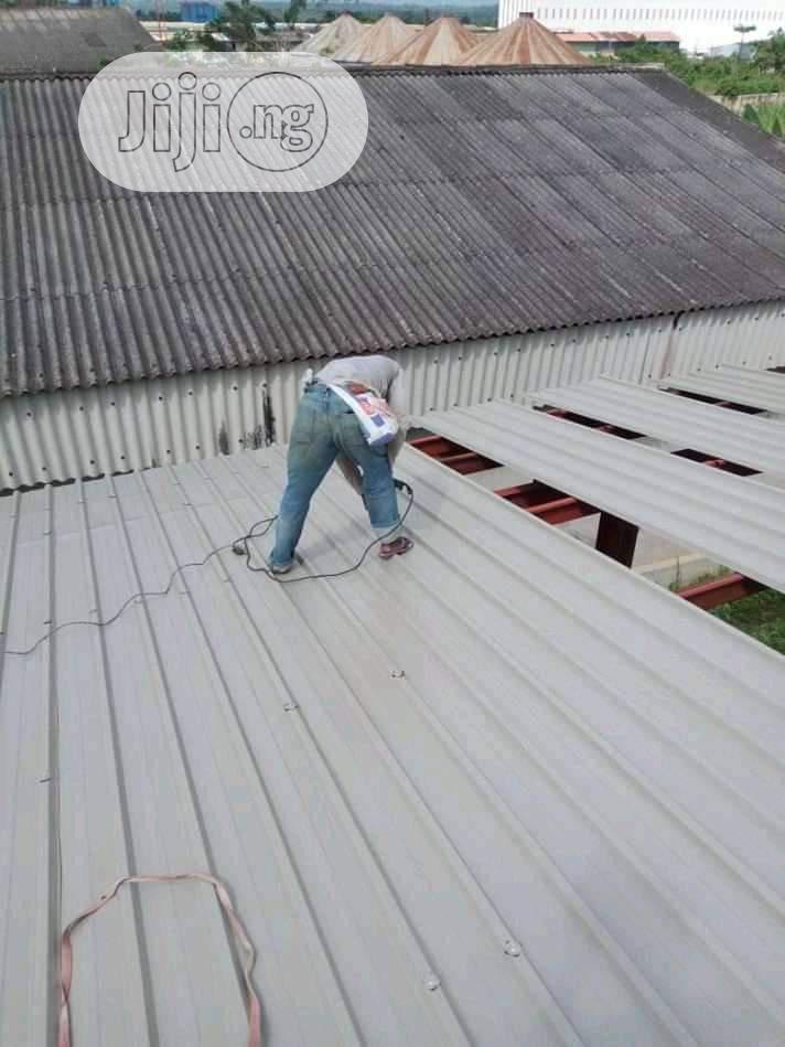 Original Aluminum Roof   Building Materials for sale in Maryland, Lagos State, Nigeria