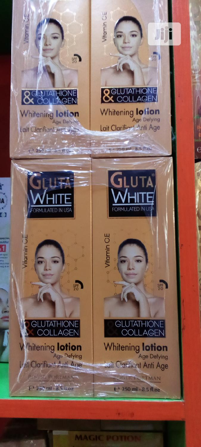 Archive: Gluta White Age Defying Lotion