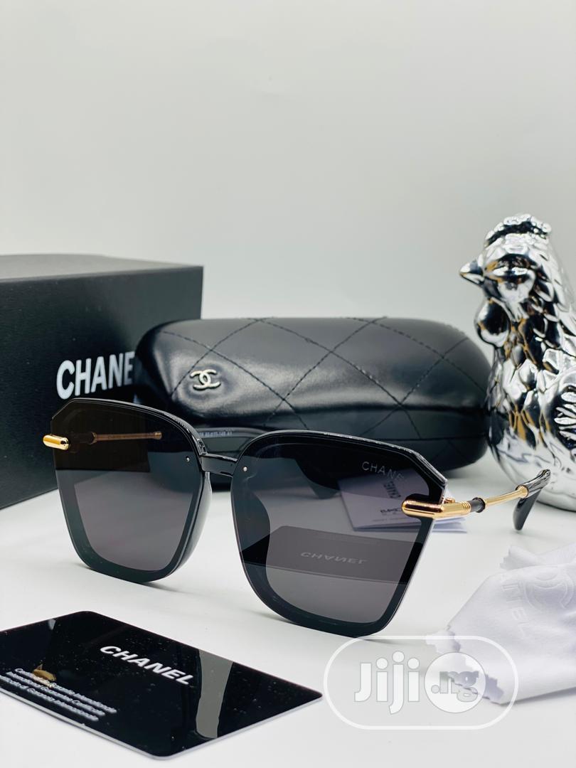 Original Chanel Glass