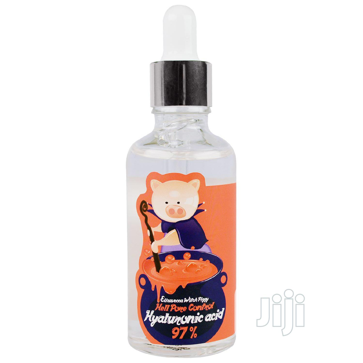Elizavecca Witch Piggy Hell Pore Control Hyaluronic Acid 97%,50ml