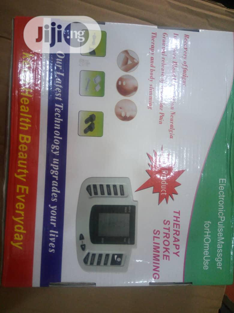 Electronic Pulse Massager/ Theraphy Stroke Slimming   Tools & Accessories for sale in Surulere, Lagos State, Nigeria