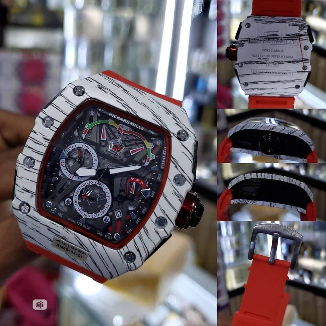 Archive: Richard Mille