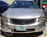 Honda Accord 2010 Sedan EX Automatic Silver | Cars for sale in Lagos State, Alimosho