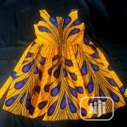 Kiddies Ankara Ball Dress | Children's Clothing for sale in Lagos State, Gbagada
