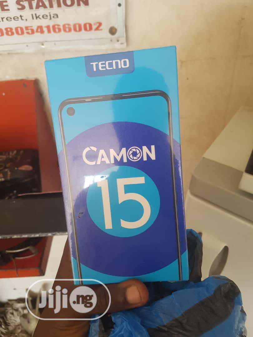 New Tecno Camon 15 64 GB | Mobile Phones for sale in Ikoyi, Lagos State, Nigeria