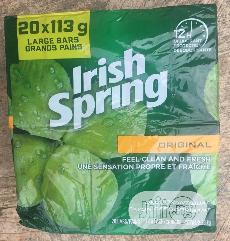 Archive: Irish Spring
