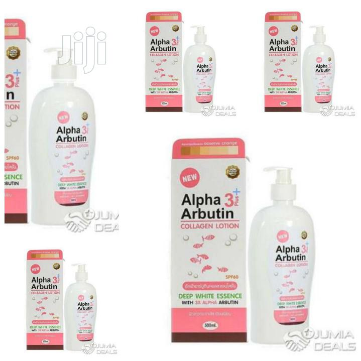 Archive: Alpha Arbutin Whitening Lotion