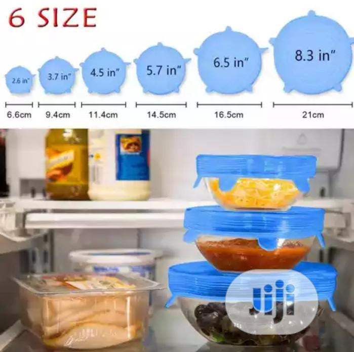 Reusable Elastic Food Cover