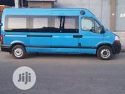 Renault Master 2009 Blue Tokunbo | Buses & Microbuses for sale in Lagos State, Mushin