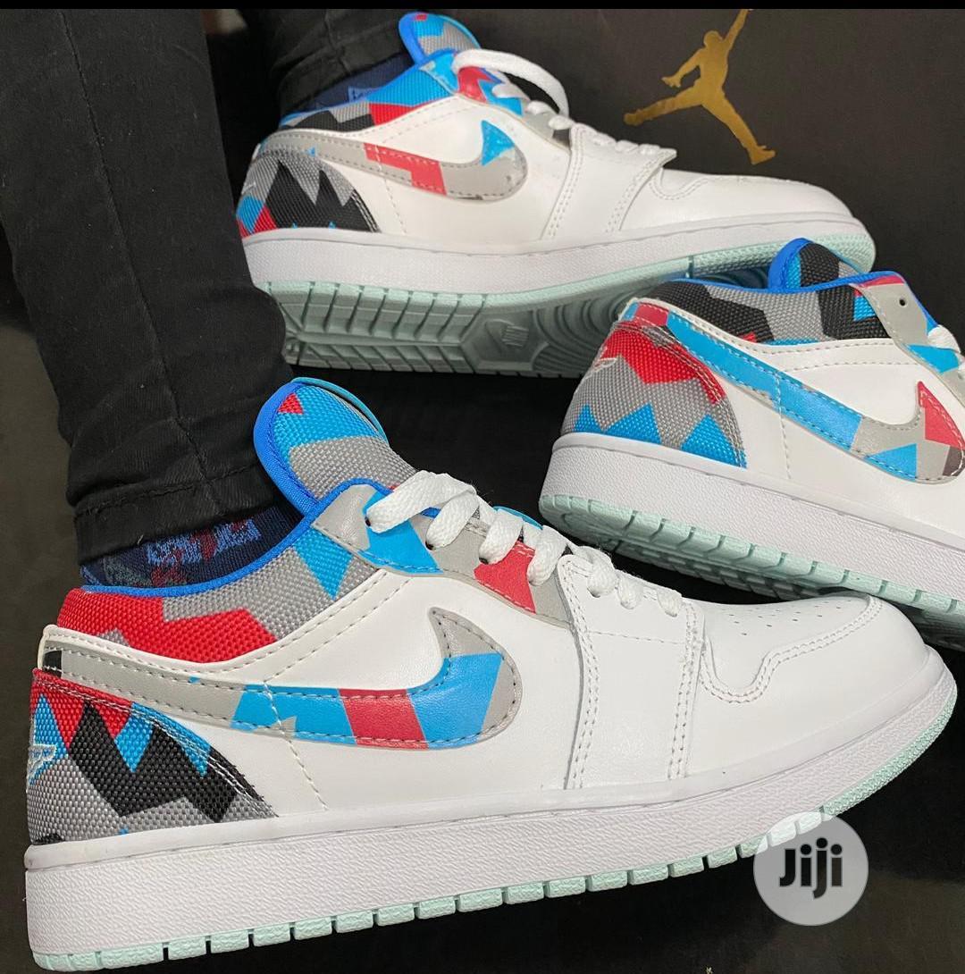 Archive: Nike Jordan Low Mix Sneakers