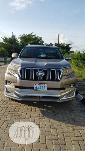 Toyota Land Cruiser Prado 2018 Silver | Cars for sale in Lagos State, Lekki
