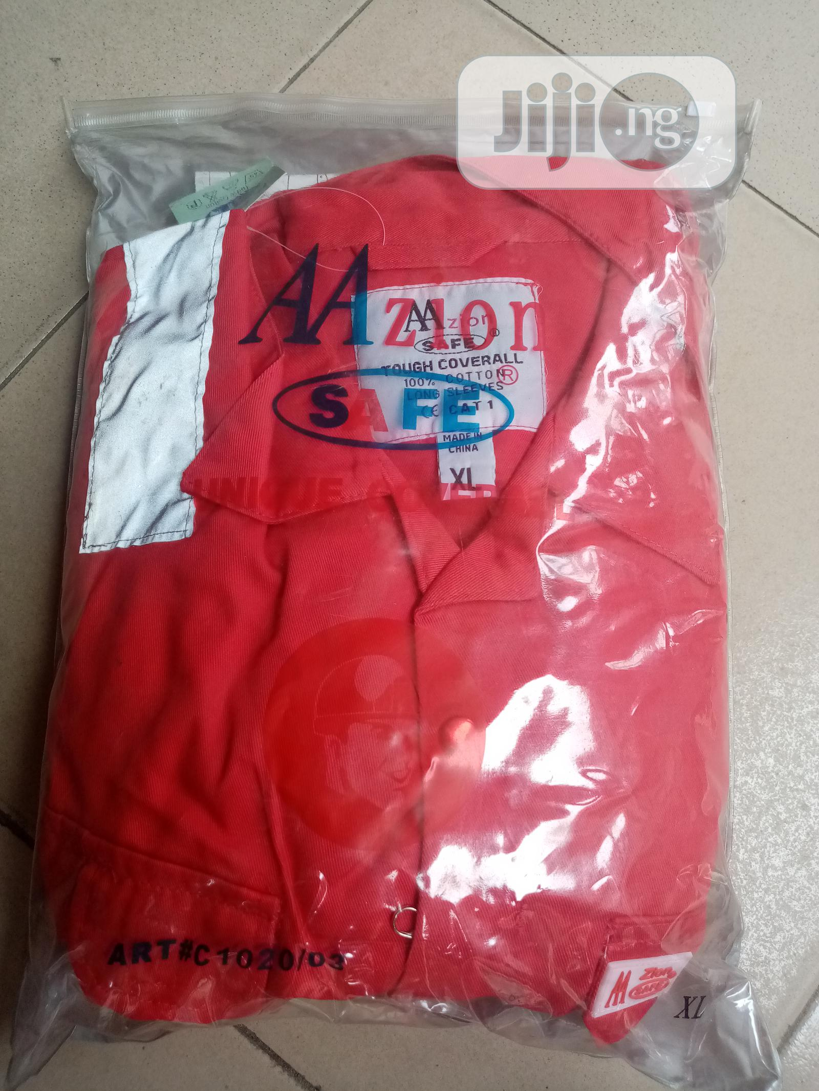 Safety Coverall