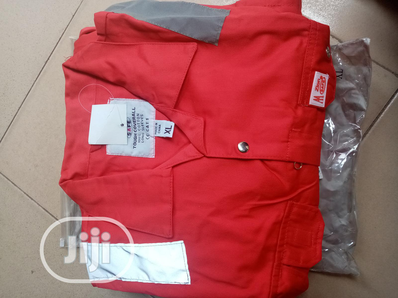Safety Coverall | Safety Equipment for sale in Ojo, Lagos State, Nigeria