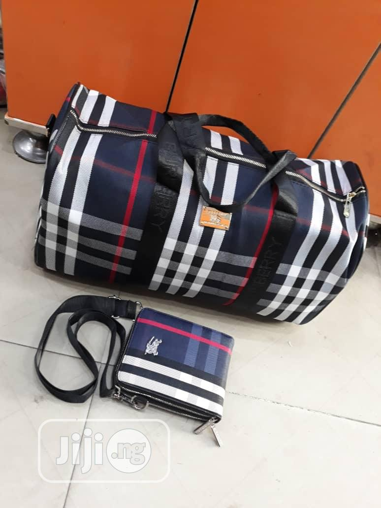 Traveling Bag And Side Bag | Bags for sale in Lagos Island (Eko), Lagos State, Nigeria