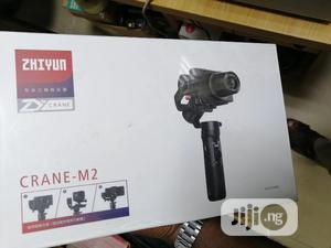 Zhiyun Crane M2 3 Axis Handheld Gimbal Stabilizer | Accessories & Supplies for Electronics for sale in Lagos State, Ikeja