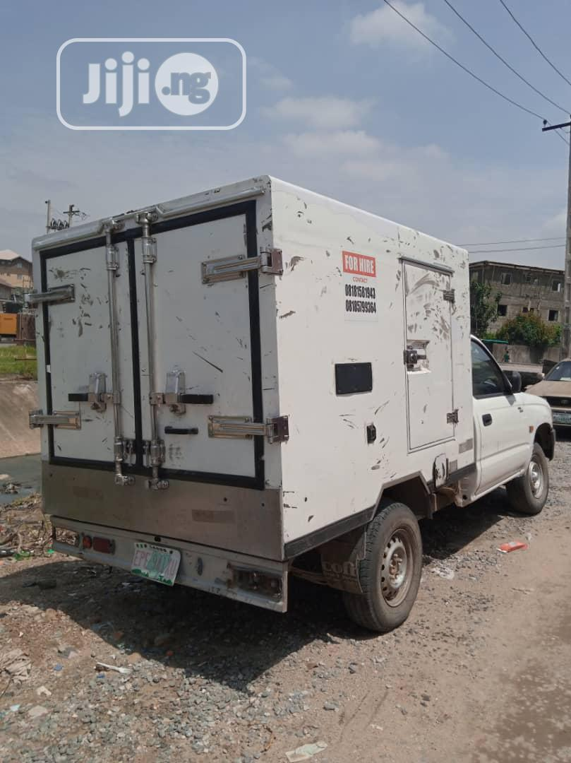 Cooling Van For Hire