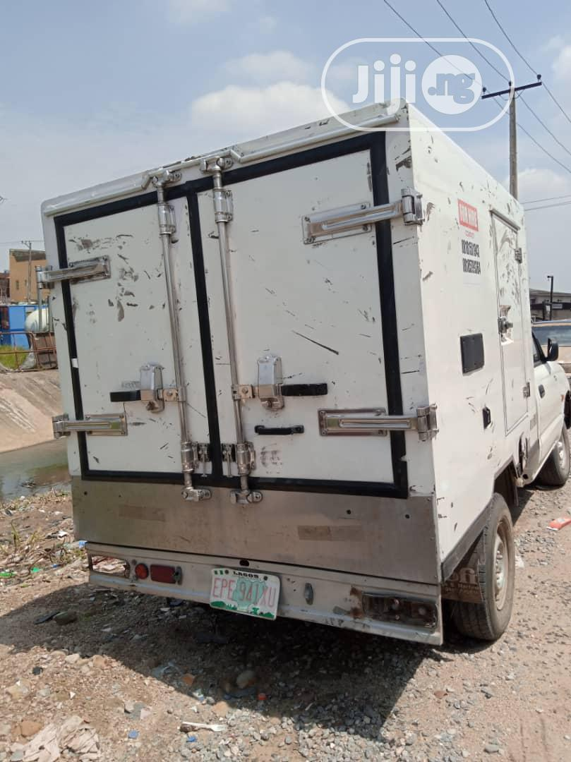 Cooling Van For Hire | Logistics Services for sale in Shomolu, Lagos State, Nigeria