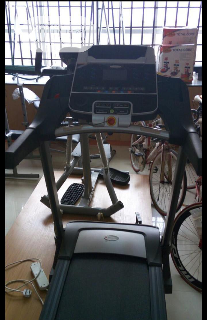 3H Treadmill