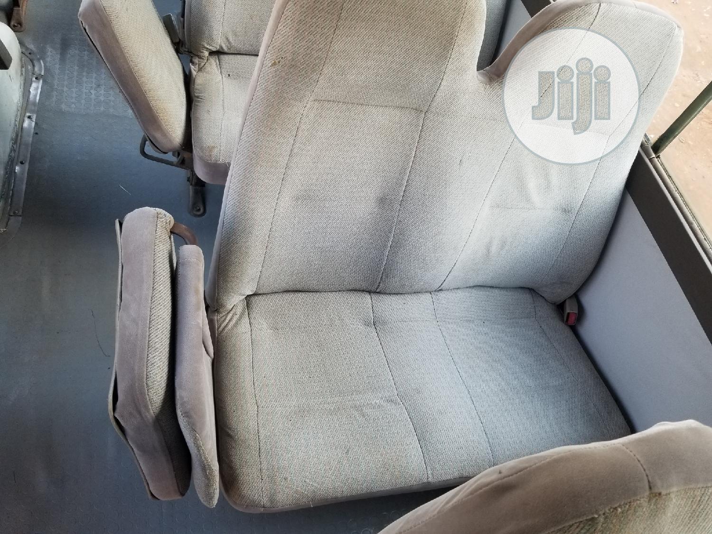 Archive: Toyota Coaster 2007 White